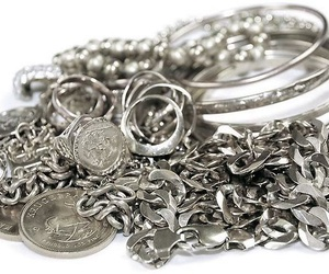 Compra venta de plata