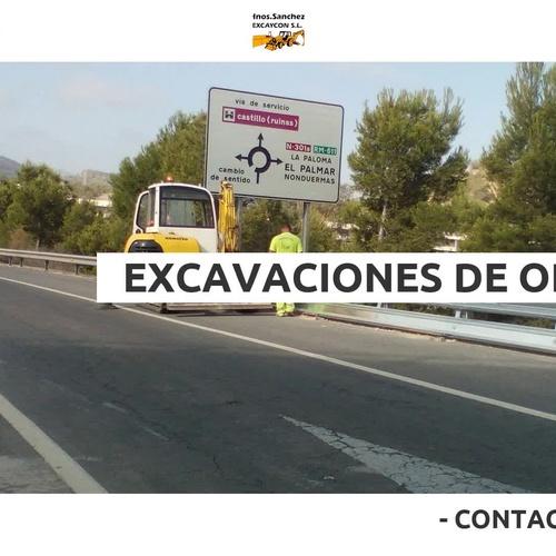 Empresas de excavaciones en Murcia | Hnos. Sánchez Excaycon