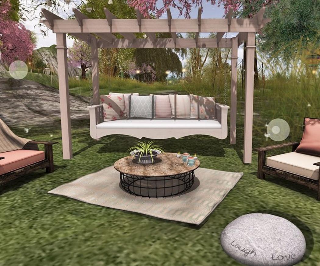 Decora tu jardín o terraza con palets