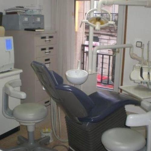 Prótesis sobre implantes dentales en Verín.