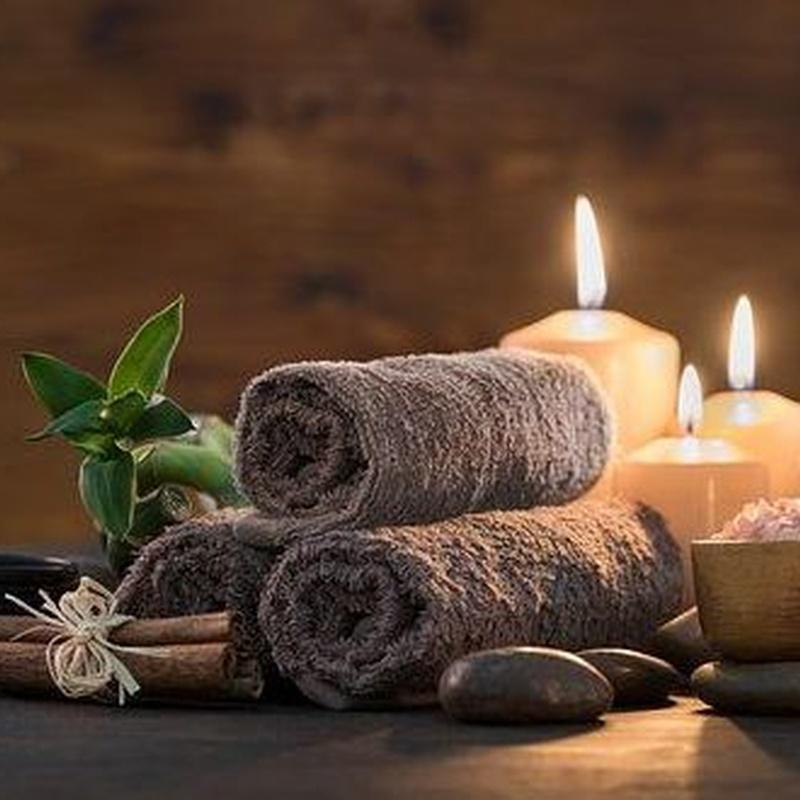 Masaje Terapéutico : Productos y Servicios de Suntra Terapias