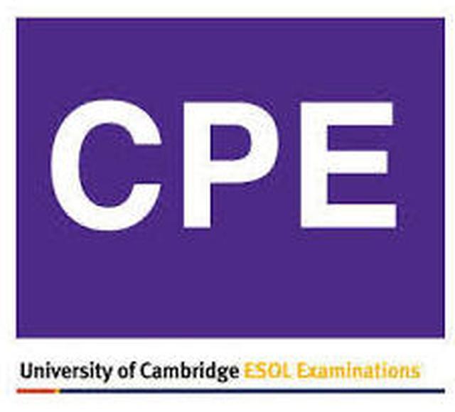 Cambridge English: Proficiency