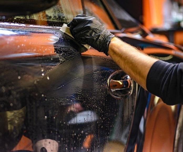 Limpieza Ecológica de Vehículos: Servicios de JFC Car Audio