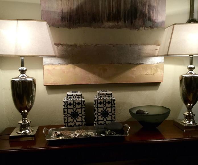 Iluminación: Productos de Lino Decoración