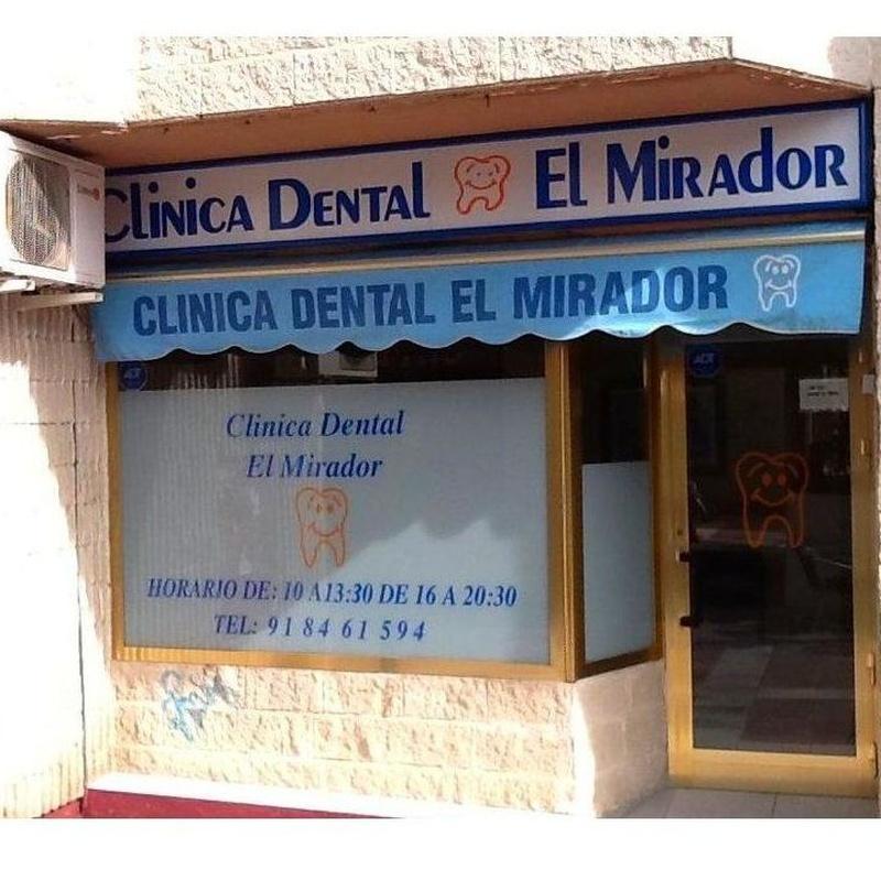 Urgencias: Servicios de Clínica Dental El Mirador