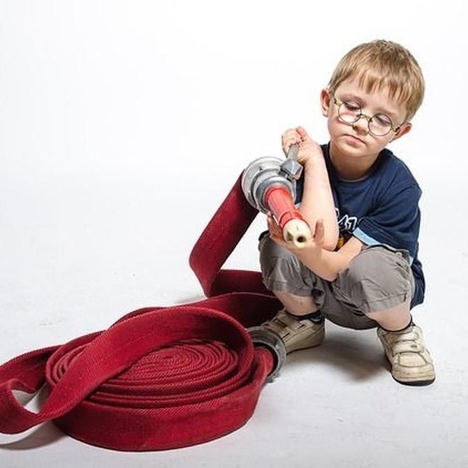 La importancia de la educación para la prevención de incendios en niños