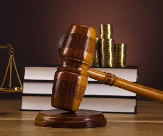 Litigación: Servicios de Juan Pérez - Estudio Jurídico