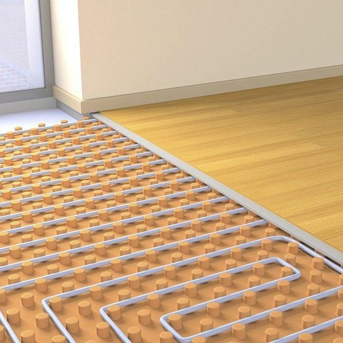 Elige el suelo radiante ideal para tu hogar