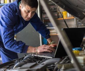Taller mecánico: Servicios de Zure Auto