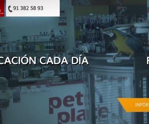 Galería de Tiendas de animales en Madrid | Zoolife Mascotas Pets Place Hortaleza