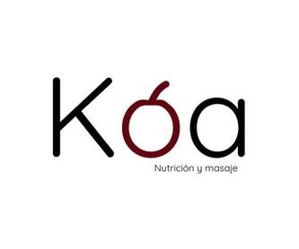Plan de nutrición para sobrepeso: Servicios de KOA Nutrición y Masaje