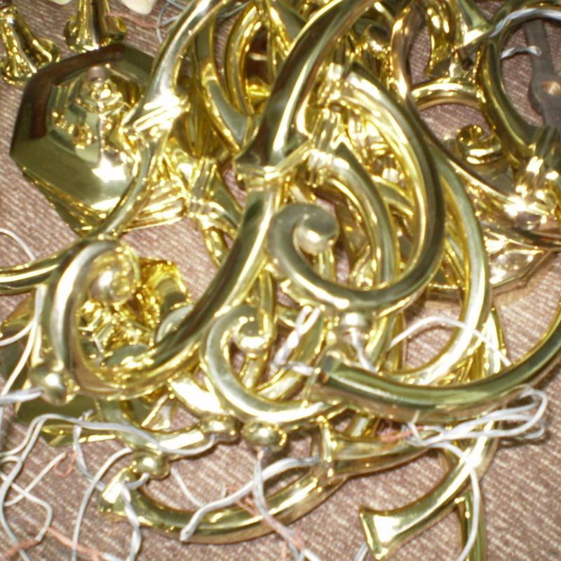 PULIDO DE METALES: Nuestros servicios de Aral Antigüedades