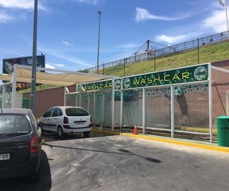 Limpieza manual de vehículos: Servicios de Estación de servicio BP Bencir
