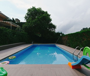Reforma piscina Ibaiaga