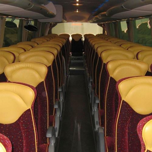Alquiler de autobuses para bodas Palencia