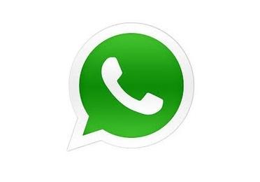 Servicio a domicilio: WhatsApp