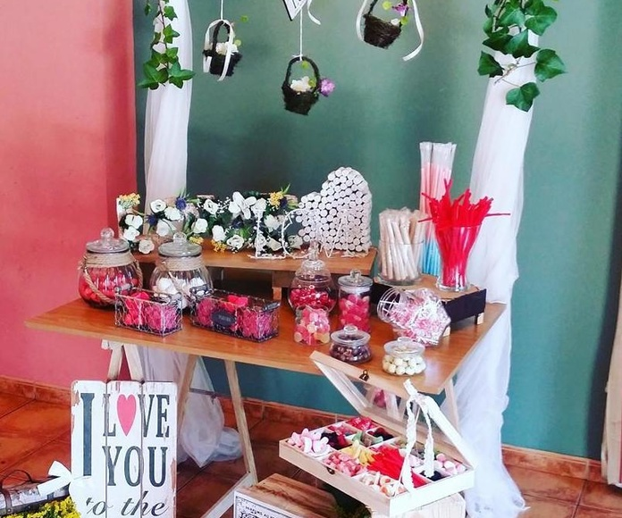 ROMANTIC CANDY BAR
