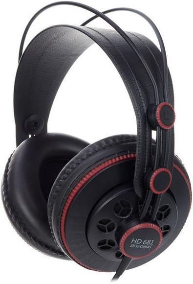 Auriculares de estudio Superlux HD681 economicos buena calidad