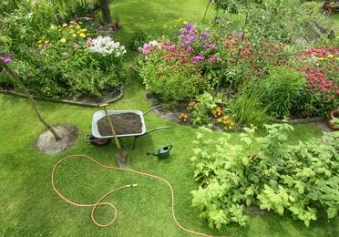 Xerojardinería / Jardineria sostenible