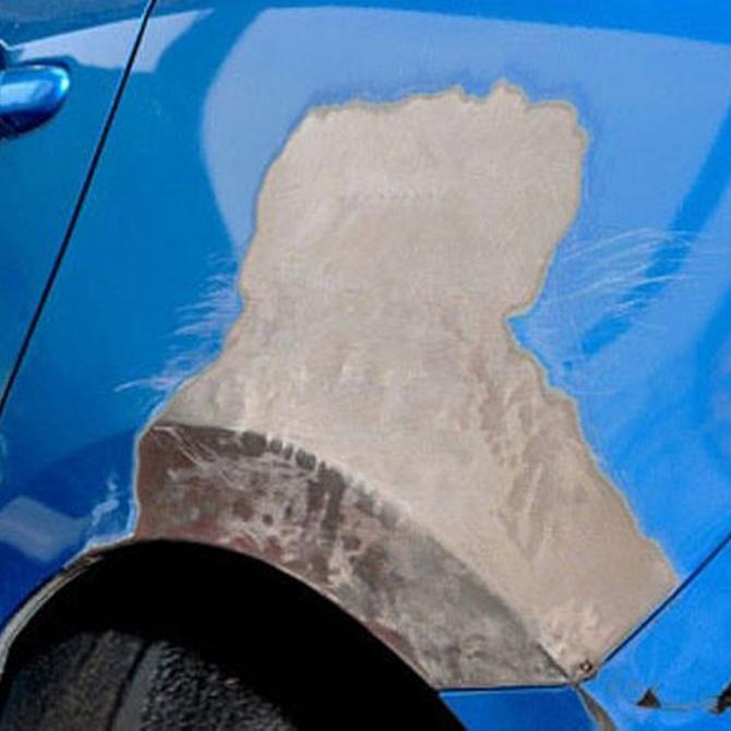 Prolonga la vida de la pintura de tu coche