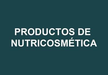 Productos de Nutricosmética