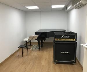 insonorización sala de piano en Madrid