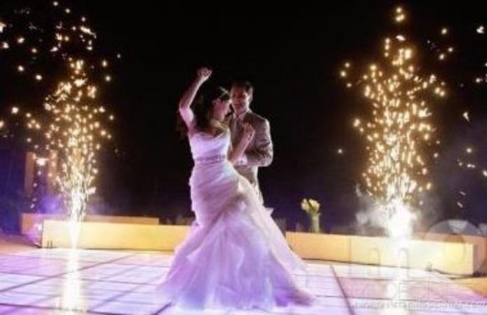 Ofertas pirotecnia bodas Pamplona