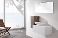 Mueble de baño Vidrebany coleccion Cube modelo Stone
