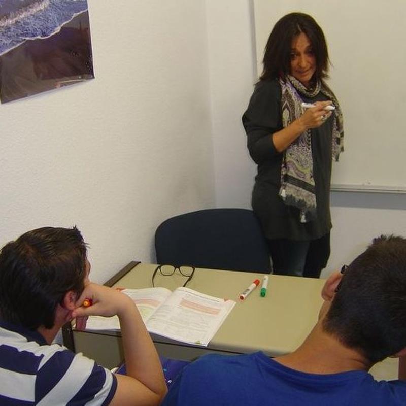 Cursos de acceso a módulos formativos en el Barrio del Pilar