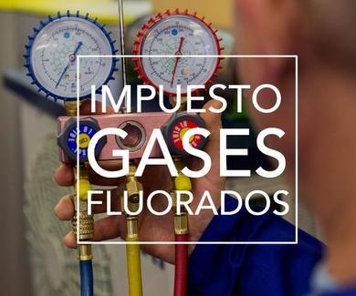IMPUESTOS SOBRE GASES FLUORADOS EN AIRE ACONDICIONADO