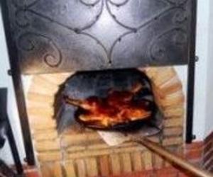 El horno