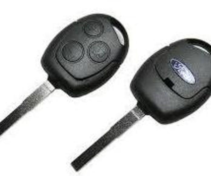 Llave Ford con mando, ID 60, 63, 4C, 4D: Productos de Zapatería Ideal Alcobendas