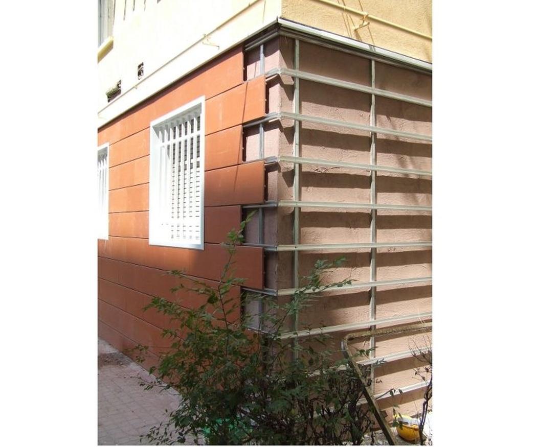 Principales ventajas de las fachadas ventiladas