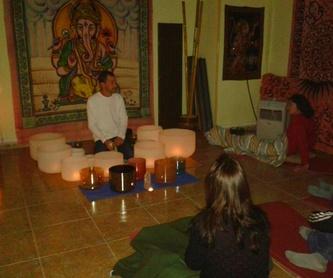 El último concierto de Cuencos Tibetanos realizado.