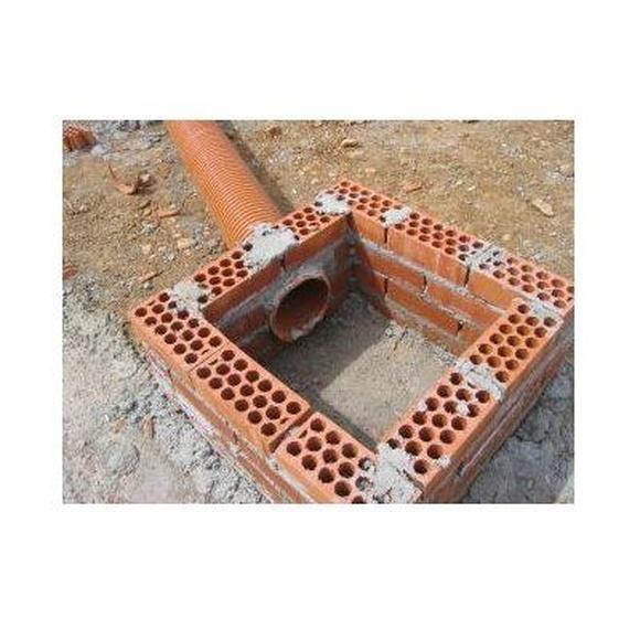 Construcción y rehabilitación de arquetas