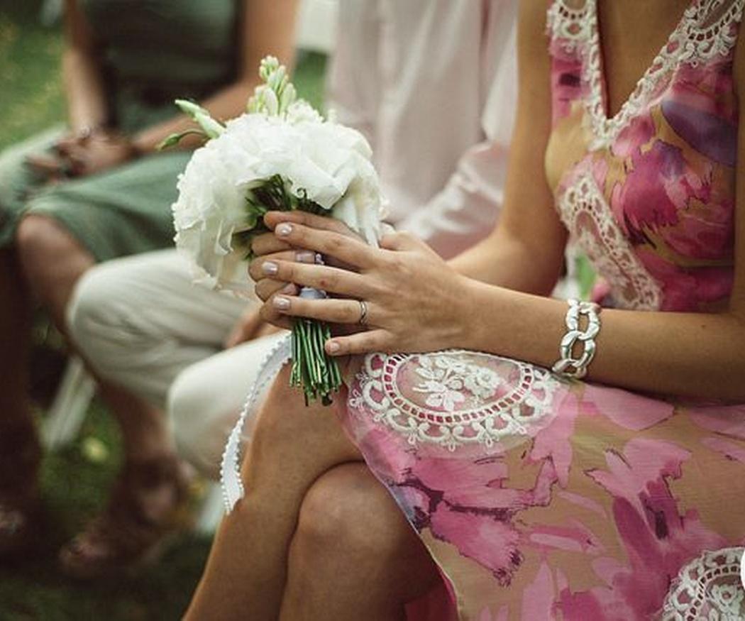 El origen de los ramos de novia