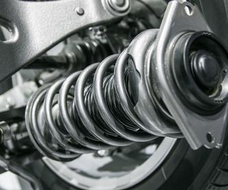 Mecánica rápida: Servicios de Taller Ponce y Javi