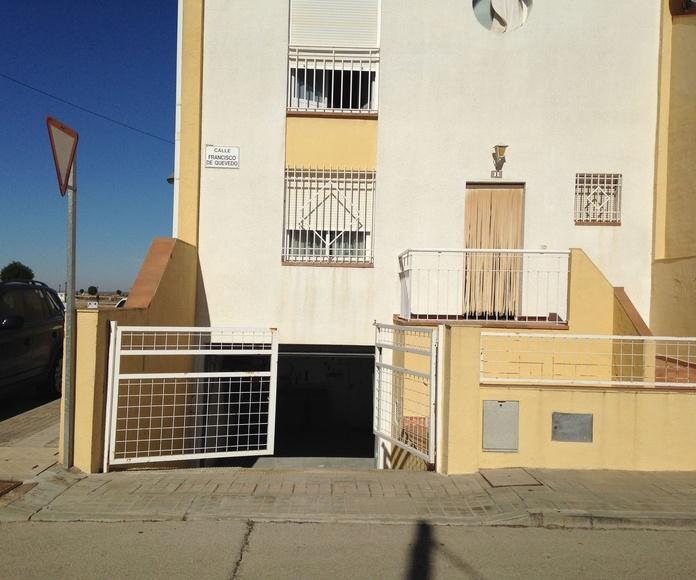 Venta de chalet adosado: Inmuebles de Inmobiliaria Minerva