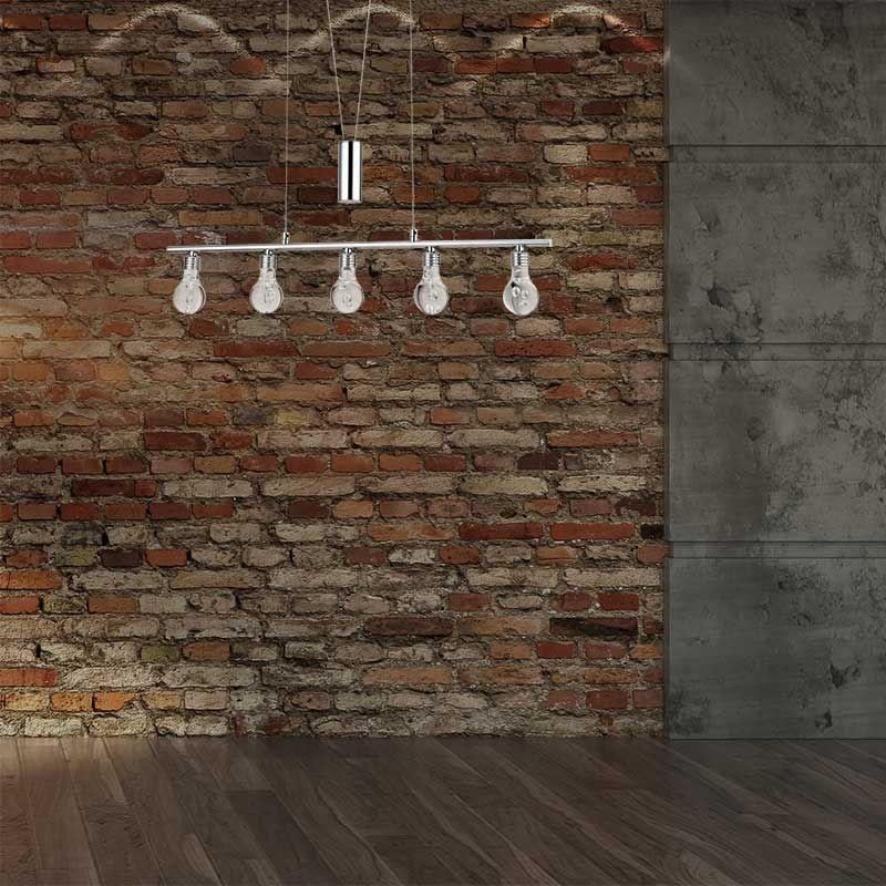 Lámpara modelo Edison - Mimax Lighting