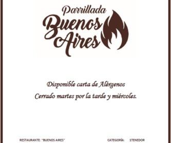 """Carnes premium y """"Vaca do Xalo"""" """"Dry Aged"""":  de Parrillada Buenos Aires"""