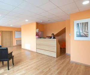Residencia geriátrica Santirso