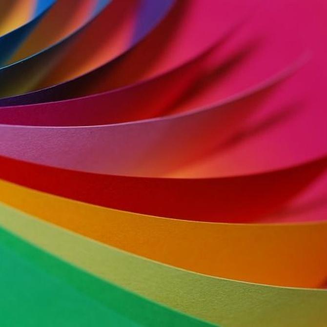 Diferentes tipos de papel de imprenta