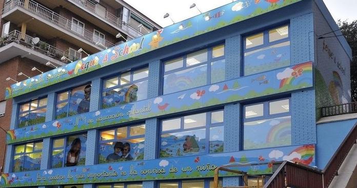 Escuela Infantil Peque's School en el Barrio del Pilar