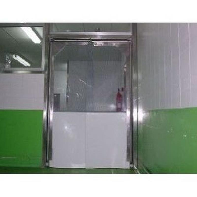 Puertas abatibles PVC: Productos de Veinser Automatismos
