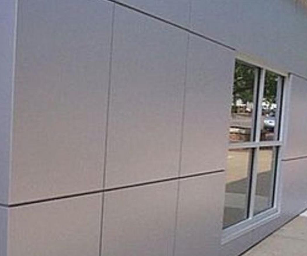 Paneles de aluminio para revestimientos
