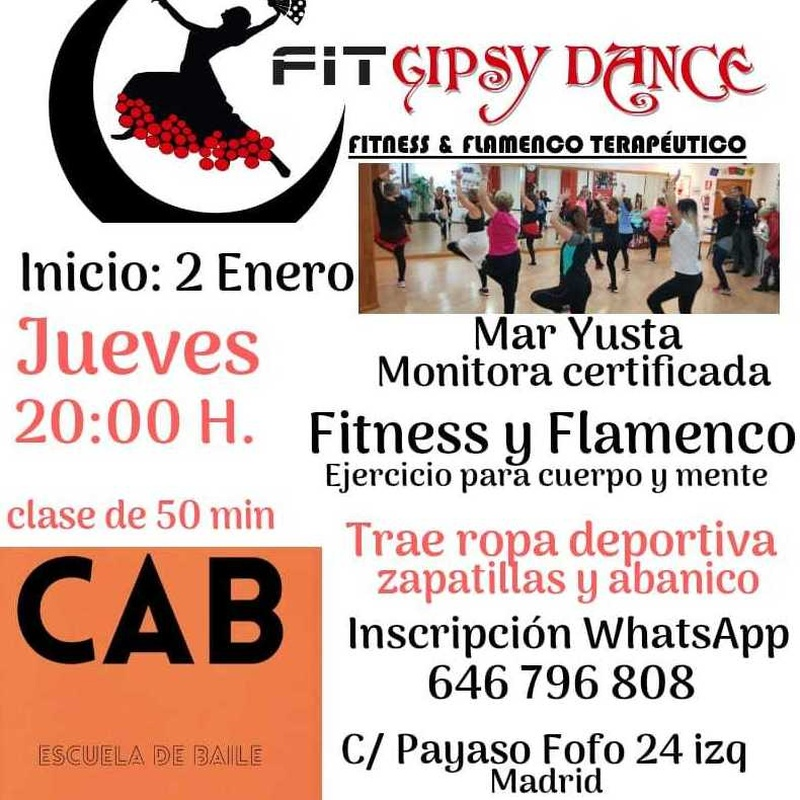 GIPSY DANCE: Servicios de CAB - Baile