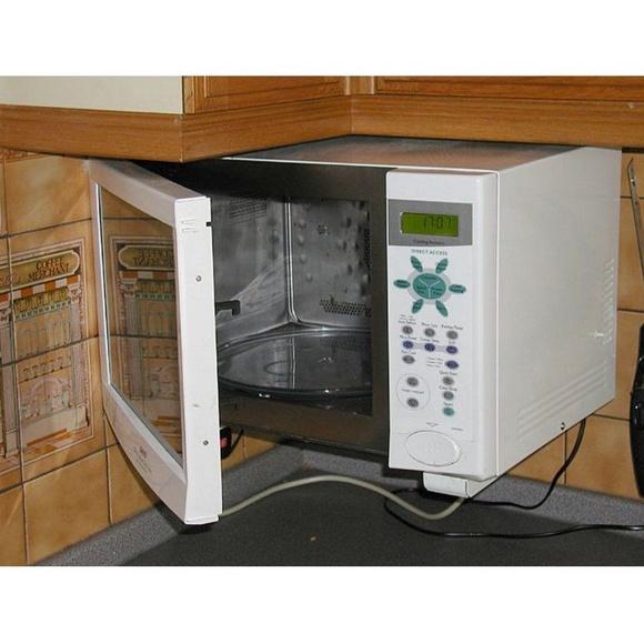 Reparación microondas: Servicios de Tecnisan