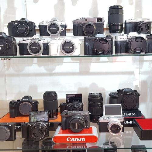 Venta de cámaras fotográficas en Ibiza