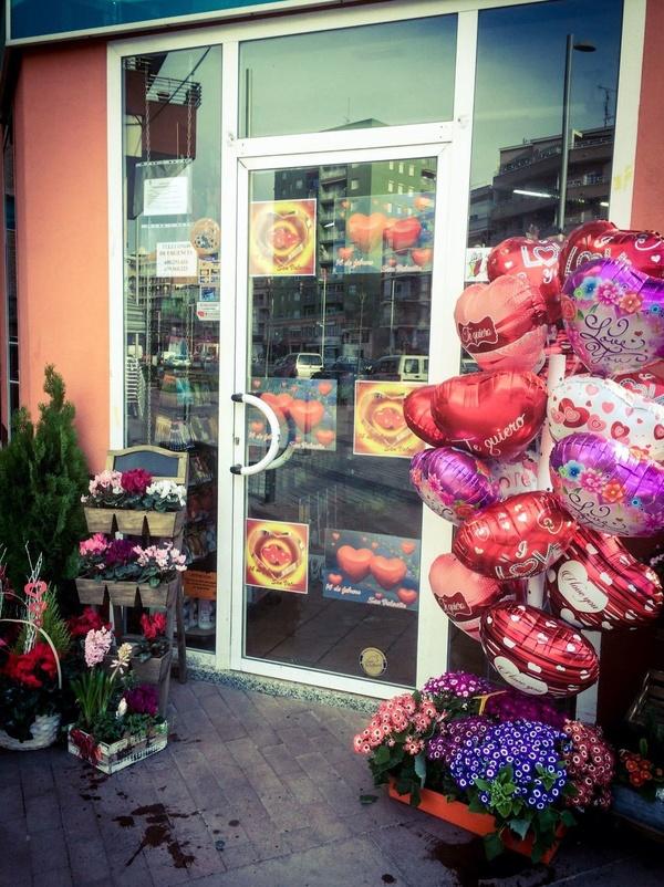 Flores san Valentin Fraga