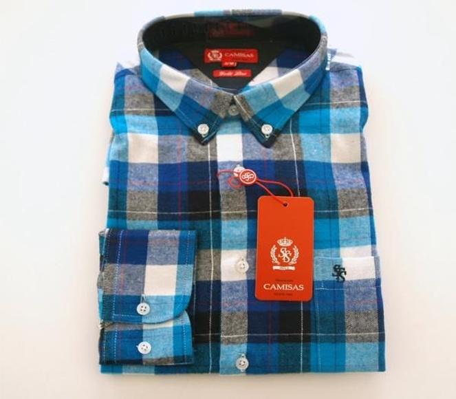 Camisas: Catálogo de Los Alces Textiles